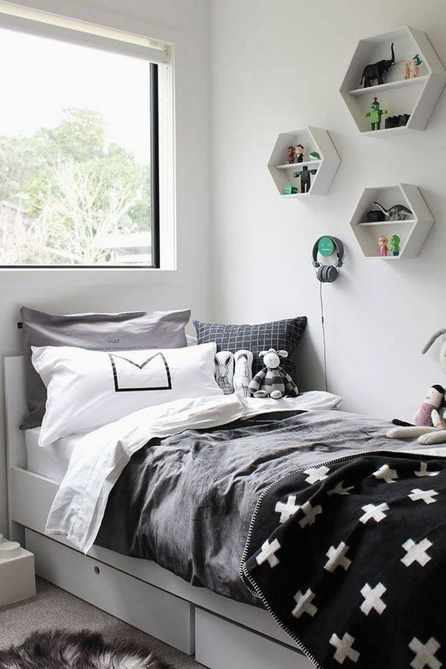 How To Make Small Bedroom Feel Bigger_16   Awesome Bedroom ...