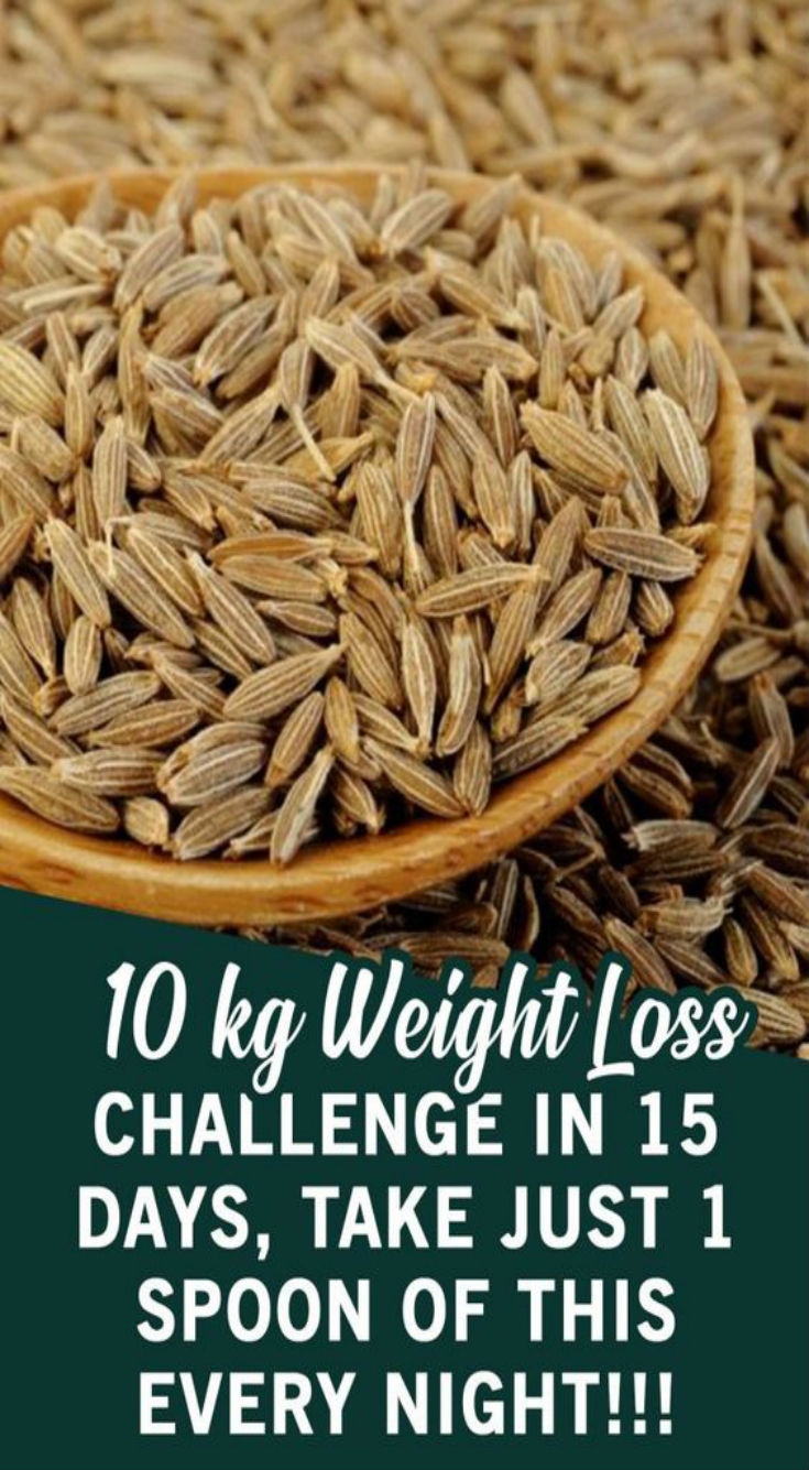 10 Kg Weight Loss Challenge In 15 Days, Take Just 1 Spoon Of This…