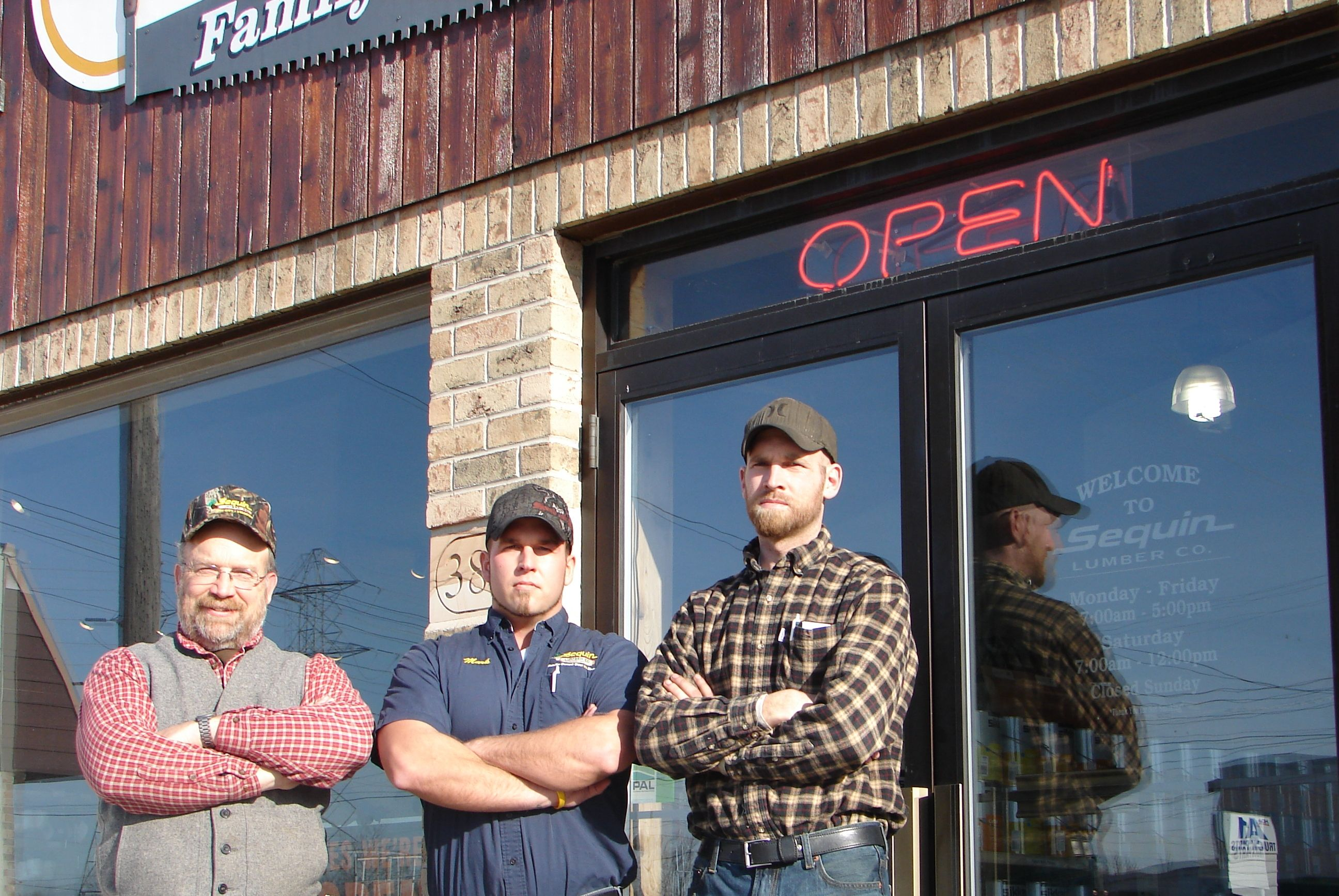 Sequin Lumber – Where Lumber is a Family Affair - Independent We Stand    Family affair, Bay city, Lumber