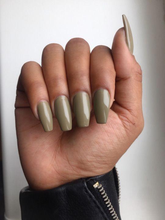 Pinterest: kingkylizzle☽ | p o l i s h e d ♛ | Nails, Nail ...