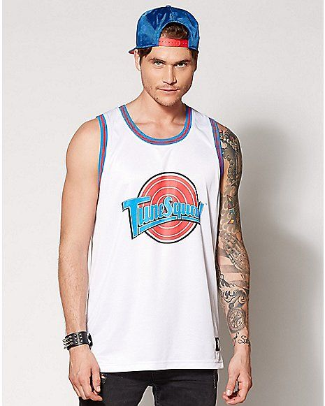 b931ee1b72ae2e Tune Squad Jersey - Space Jam - Spencer s