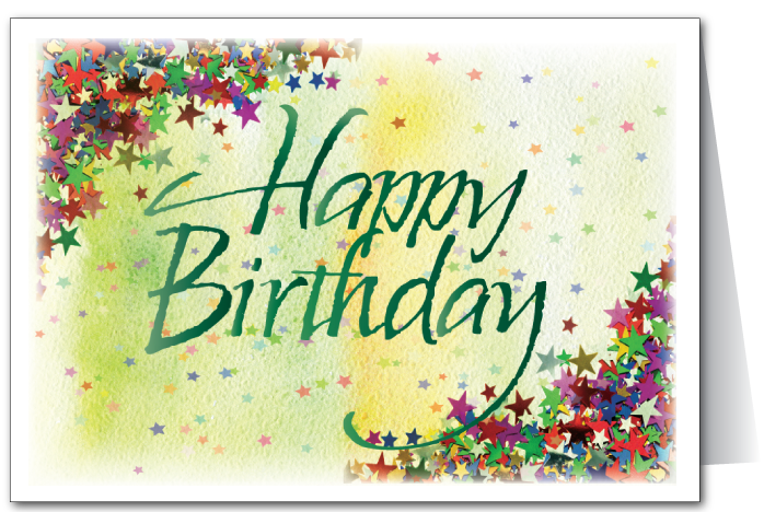Happy Birthday Wishes png Happy Birthday Greeting Card – Birthday Card Greetings