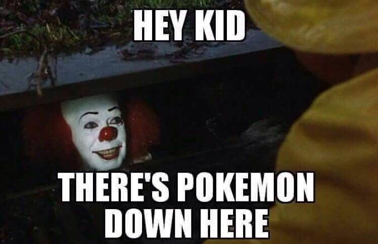 ecc81e6f98c666079d5d2d9abb1f1351 pennywise knows funny pictures pinterest funny pictures