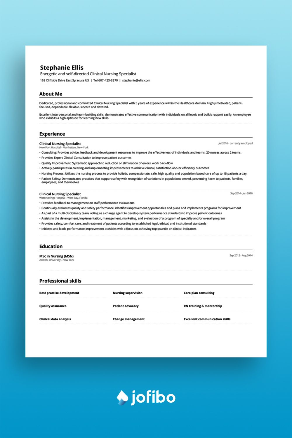 Traditional Resume Template in 2020 Resume templates, Cv