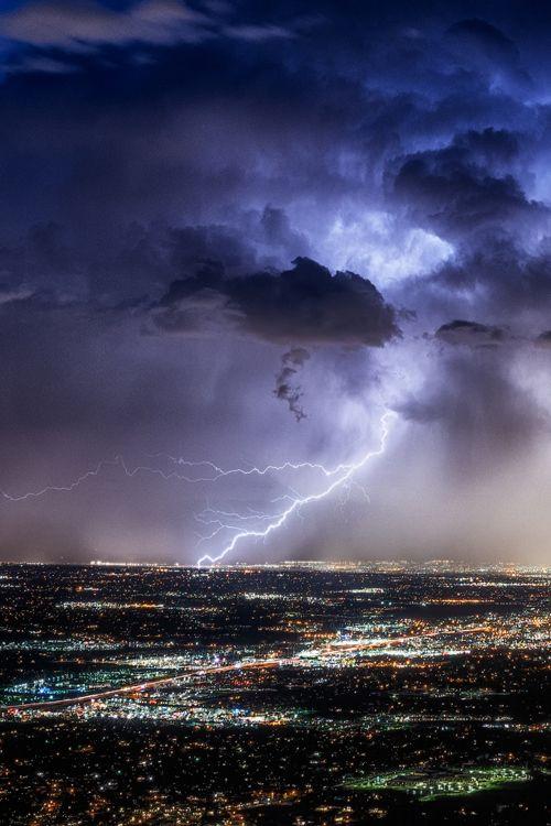 Lightning by Mike Hathenbruck