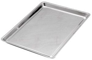 Much Better For You Than Cooking On Aluminum Norpro Stainless Steel 15 Inch X 10 Inch Jelly Roll Baking Pan Norpro Baking Pans Steel And Jelly