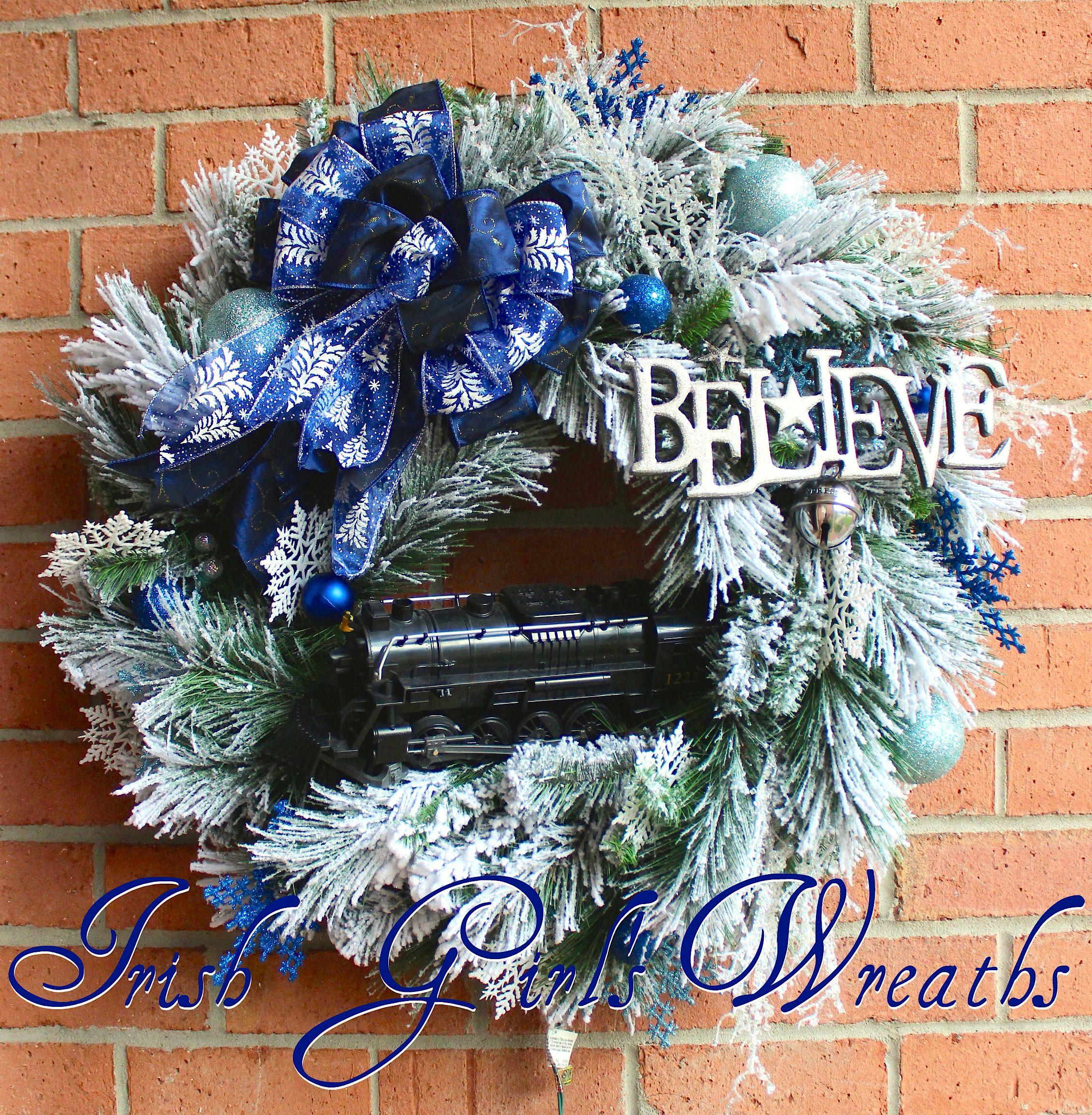 XLarge Irish Girl's Wreaths Christmas wreaths