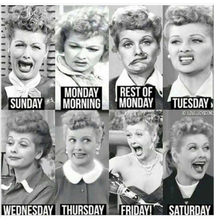 ❤️ I Love Lucy