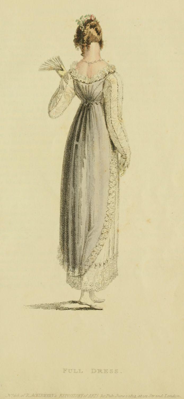 1814 - Ackermann's Repository Series1 Vol 11 - June Issue