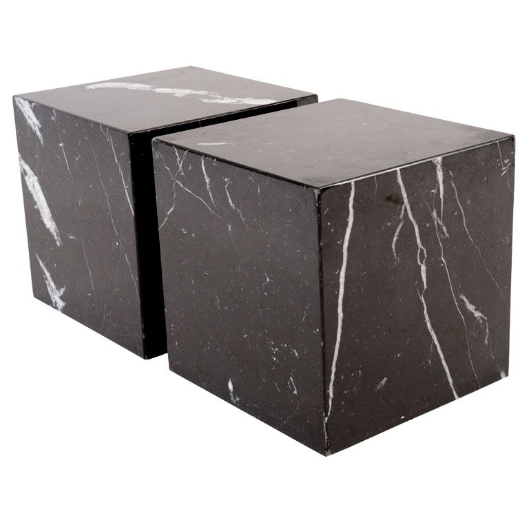 Marble Cube Side Table Google Search Cube Side Table Cube Coffee Table Coffee Table