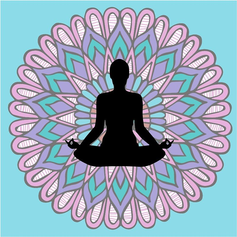 Buddha Mandala by JustineFisher
