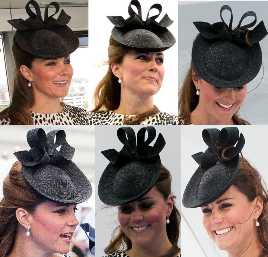 Sylvia Fletcher for Lock and Co hat worn to cruise ship