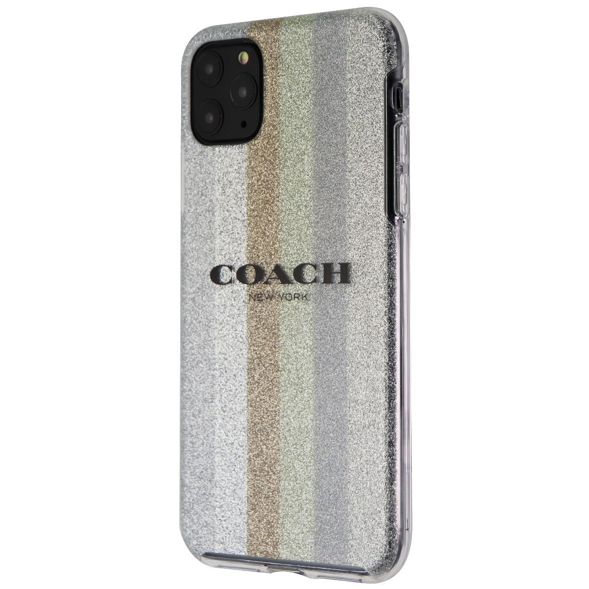 Coach protective case for apple iphone 11 pro max 65inch