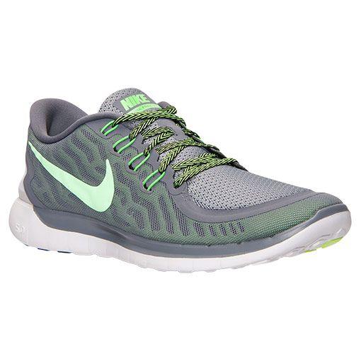 watch 5bd23 49535 Men s Nike Free 5.0 Running Shoes - 724382 013   Finish Line