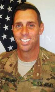Army Captain Bruce A Macfarlane 46 Of Oviedo Florida Died July 6 2012 Serving During Operation Enduring F Military Heroes Remember The Fallen War Heroes