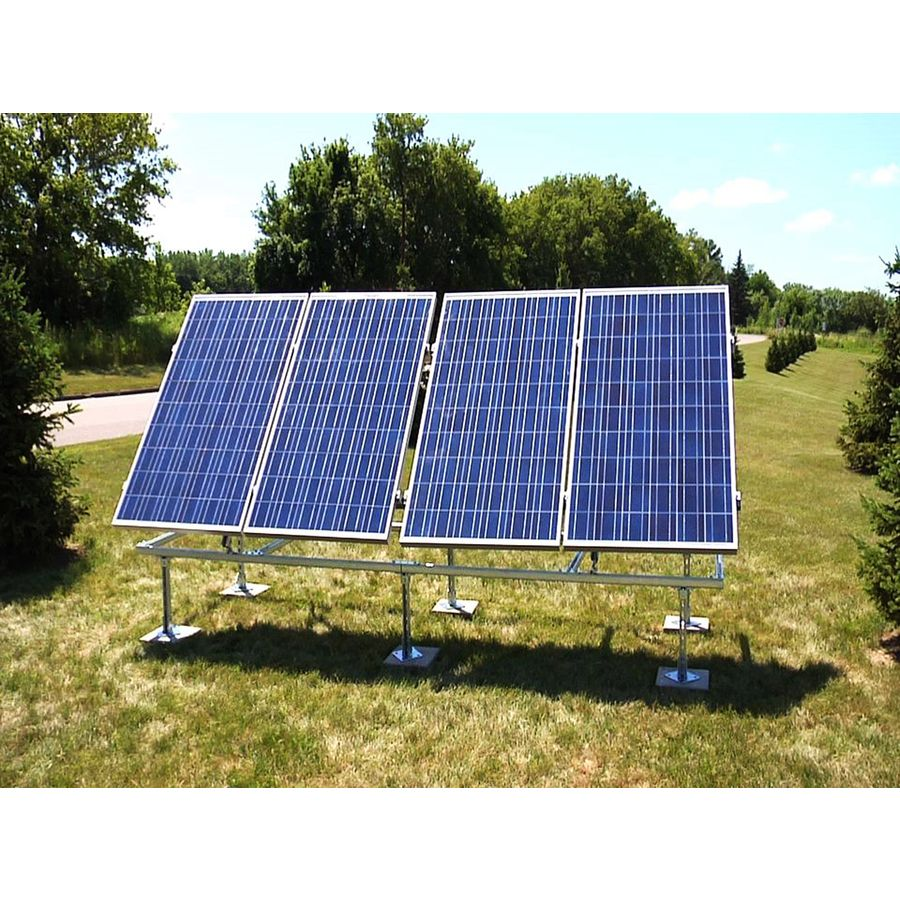 Solarpod Solarpod Grid Tied Portable Solar Power Kit Lowes Com In 2020 Free Solar Panels Off Grid Solar Panels Flexible Solar Panels