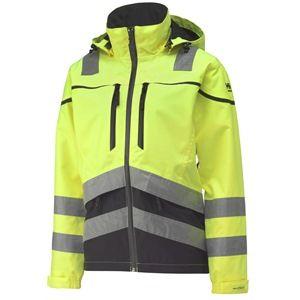 Size L XL Helly Hansen Work Wear Toensberg Ladies Jacket Colour Red
