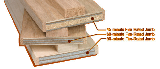Ferche - 45, 60, and 90-minute fire rated jambs | Fire Rated ...