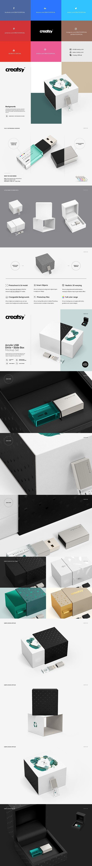 Download Acrylic Usb Drive Slide Box Mockup Slide Box Box Mockup Usb Drive