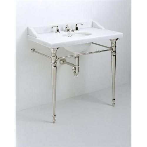 Traditional Bath Console & Washstand from Kallista, Model: P74014 ...