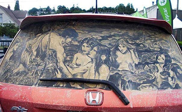 Hora de lavar o carro? | Haznos - Do Jeito que o Diabo gosta