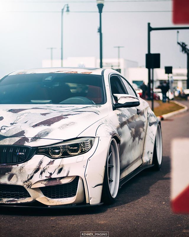 Amazing Shot From @renner_imaging Of Our Liberty Walk BMW