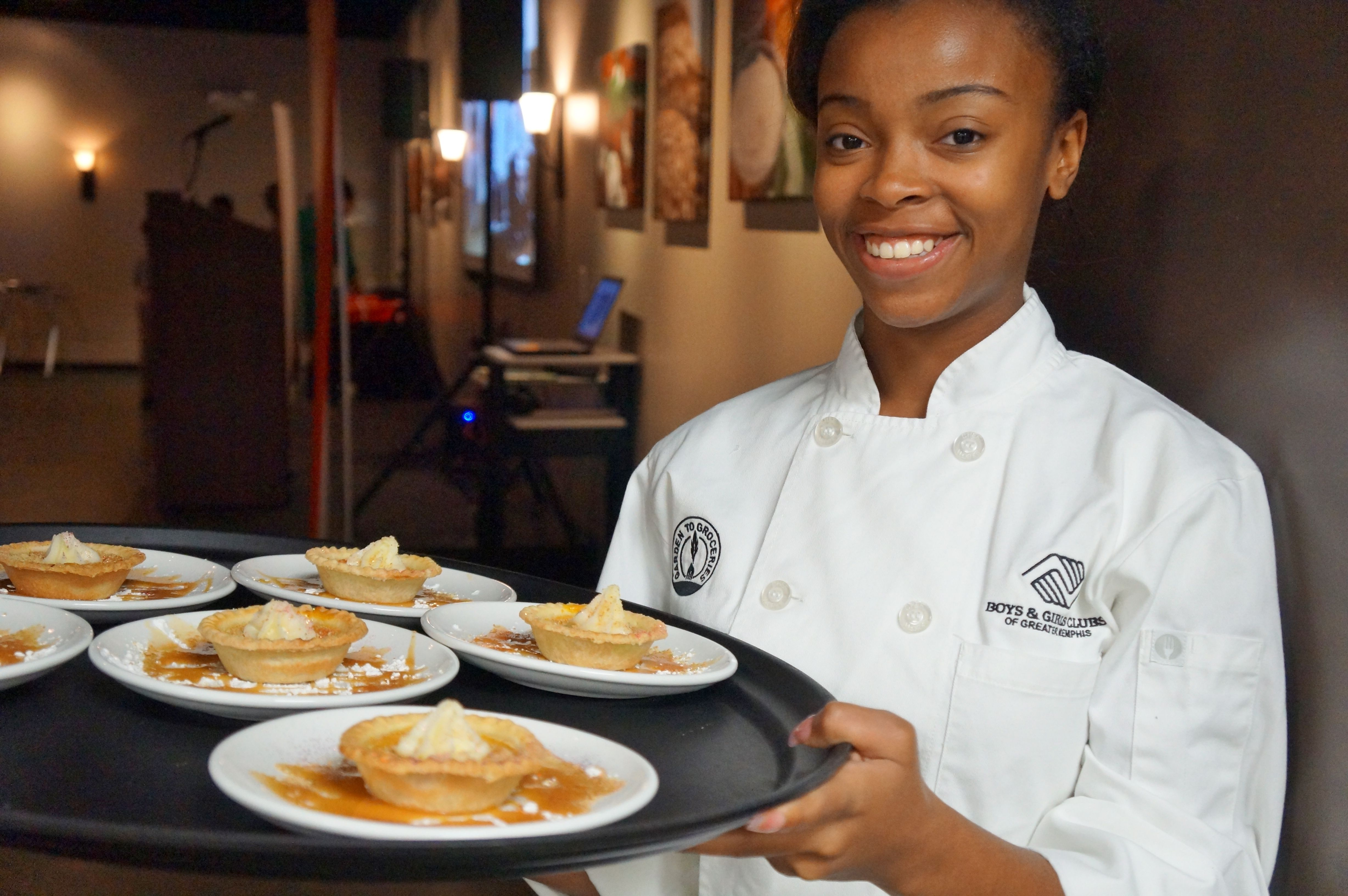 Culinary arts at the juice plus technical training center