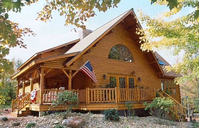 House · Log Home Plans And Prices Indiana Part 78