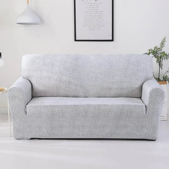 Furniture Protector Polyester Arm Chair Sofa Cover | Sofa ...
