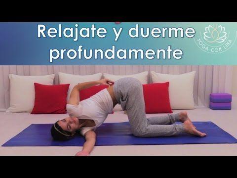 Pin En Yoga Para Dormir