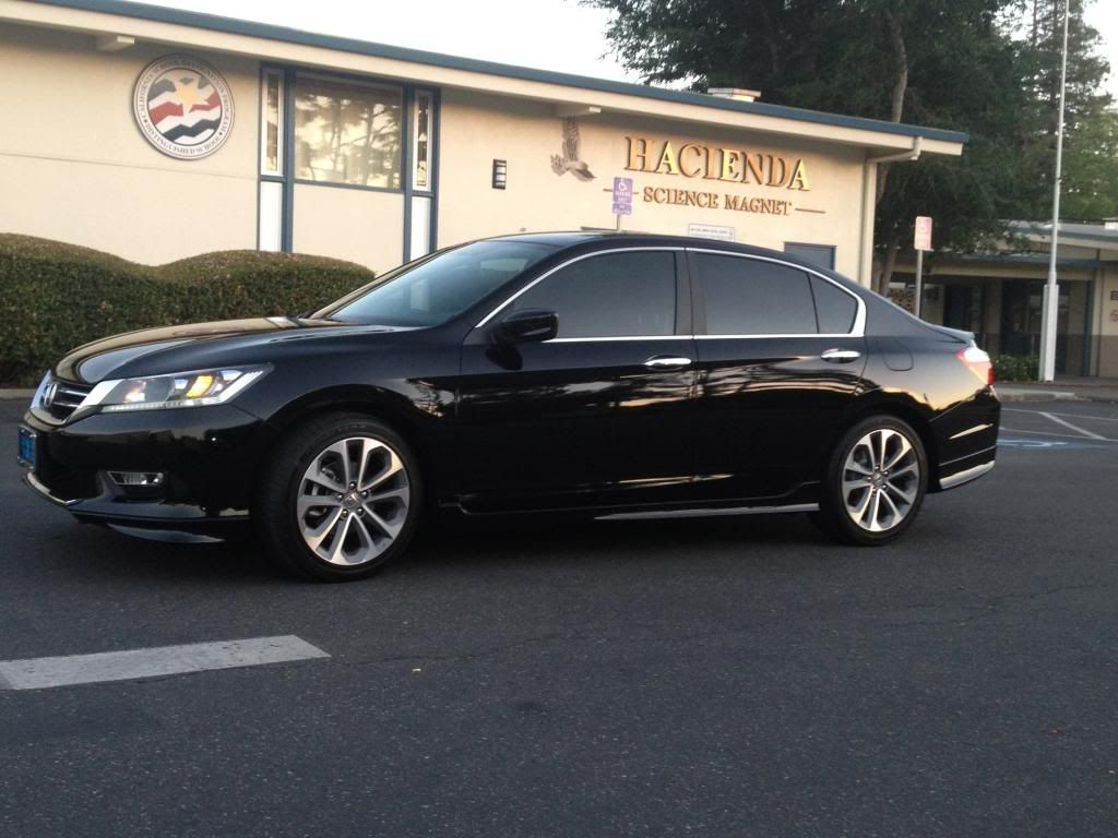 2013 honda accord sport pictures only page 3 drive for Honda window tinting