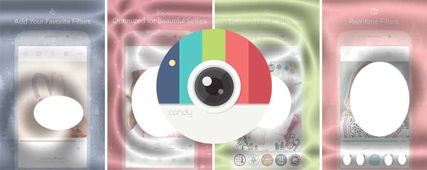Candy Camera APK 2 71 Best Android Selfie App   Android Apps