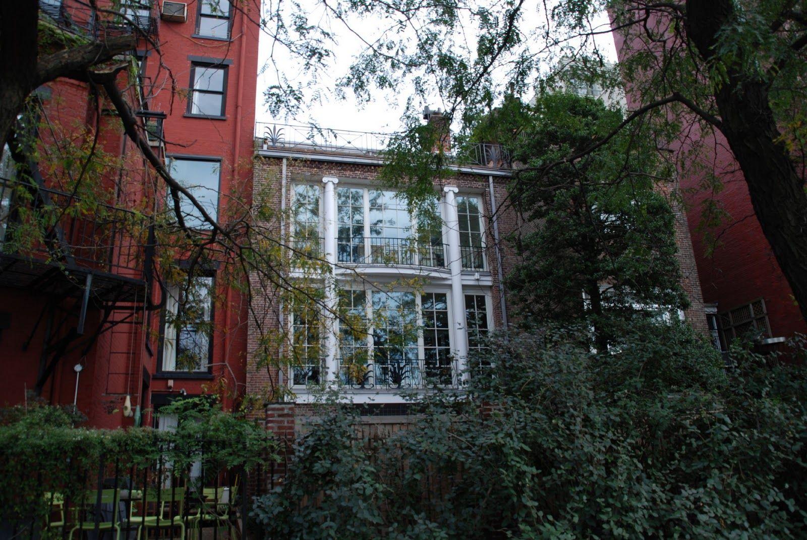 Burdin's family in USA: Brooklyn Heights