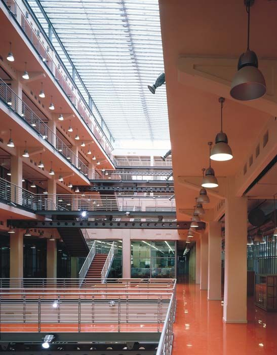 Immagini - Lingotto Factory Conversion - Rpf