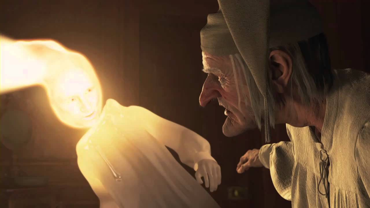 a christmas carol ghost of christmas past essay The ghost of christmas past takes him to familiar scenes from his past: his because a christmas carol was written so long ago, and the society seems so different from.