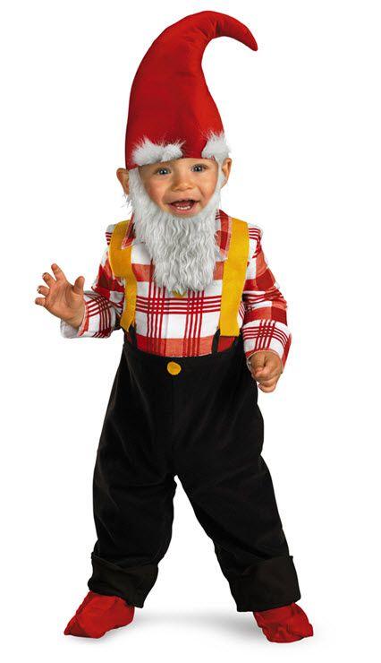 73a3c6a05ba Garden Gnome Costume Garden Gnome Toddler CostumeGroup with a woodland elf