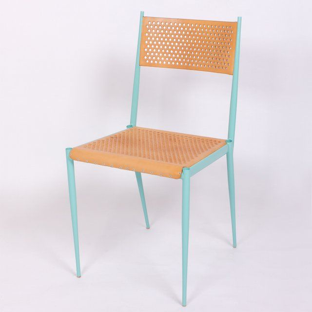 Acciaio Dining Chair by Max Lipsey