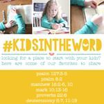 I cried as I edited @marine_parents post last night. I love the way she writes, I love her heart for not only the Lord but our children. Head on over to the illustrated faith site for a full post on how April shares her faith and bible with her children. #illustratedfaith #journalingbible #kidsintheword #amazingword #bible