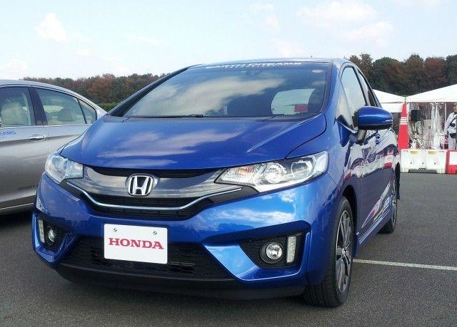 2015 Honda Fit Hybrid Mpg And Price Honda Fit Hybrid 2015 Honda Fit Honda Fit
