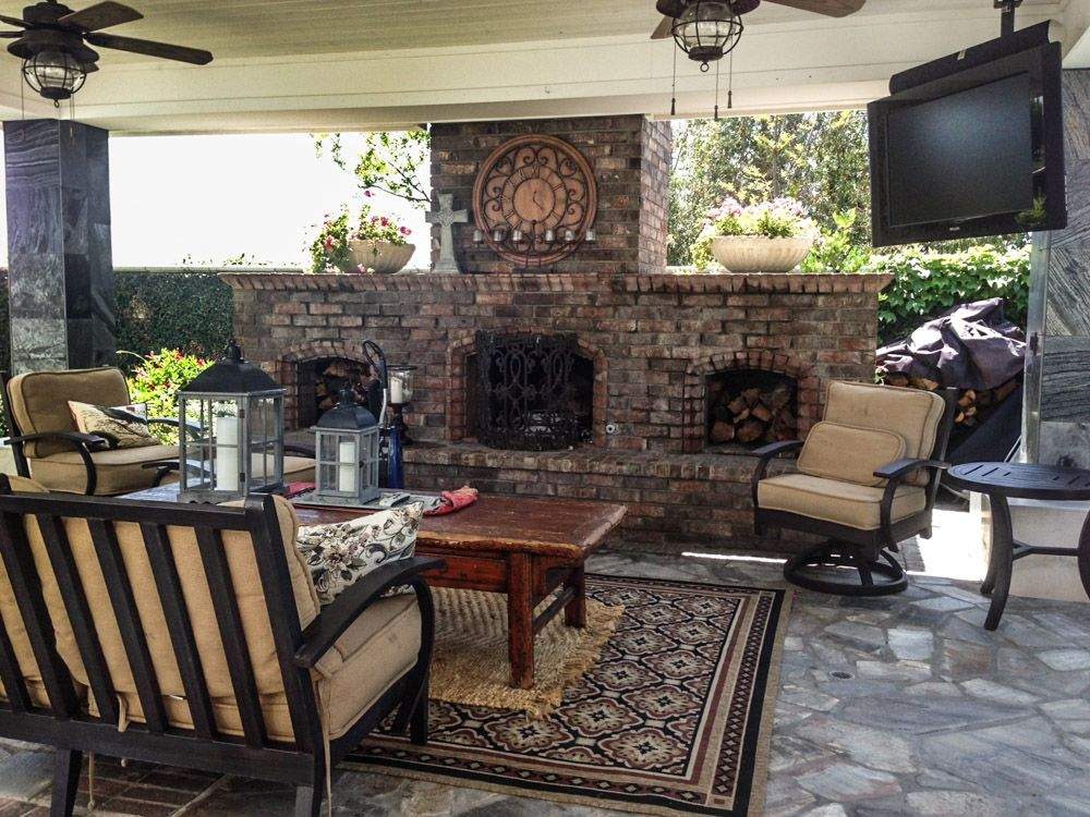 Image Result For Outdoor Living Spaces