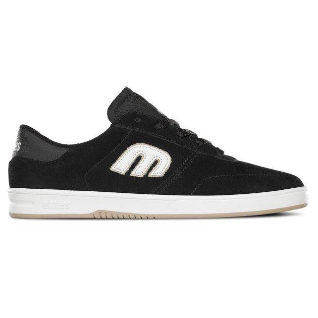 etnies Lo-Cut Men's Shoes Black/White