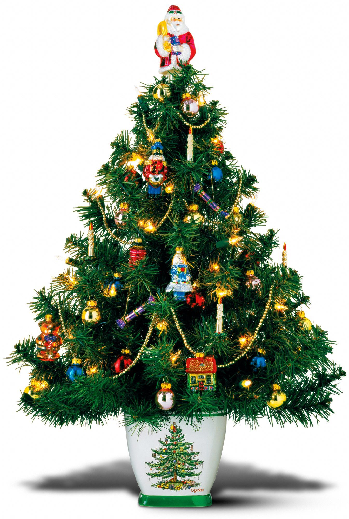 The Everlasting Spode Christmas Tree by Teleflora Flowers, The ...