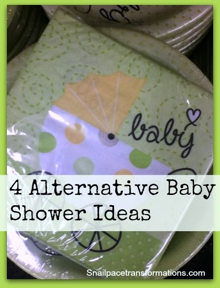 Alternative Baby Shower Ideas: 4 Ways To Celebrate The Birth Of Those  Adorable Babies Who
