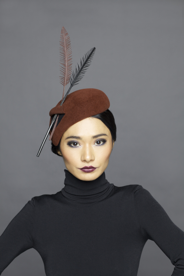 Lock & Co Hatters, Couture Millinery A/W 2013 Chapeau
