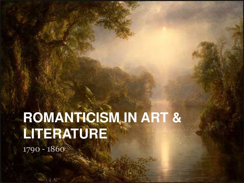 American Romanticism Movement By Shannon Beyer Via