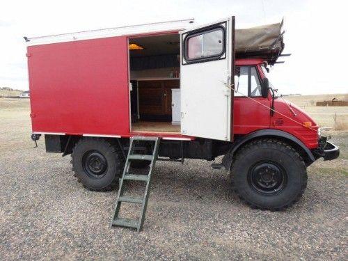 unimog 416 camper for sale unimogs pinterest expedition car offroad camper and adventure. Black Bedroom Furniture Sets. Home Design Ideas