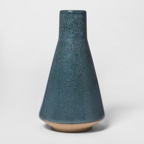 Project 62 Stoneware Vase Medium Green Home Goods Pinterest
