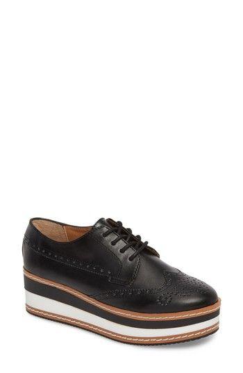5b2dc412961 STEVE MADDEN GRECO PLATFORM OXFORD.  stevemadden  shoes