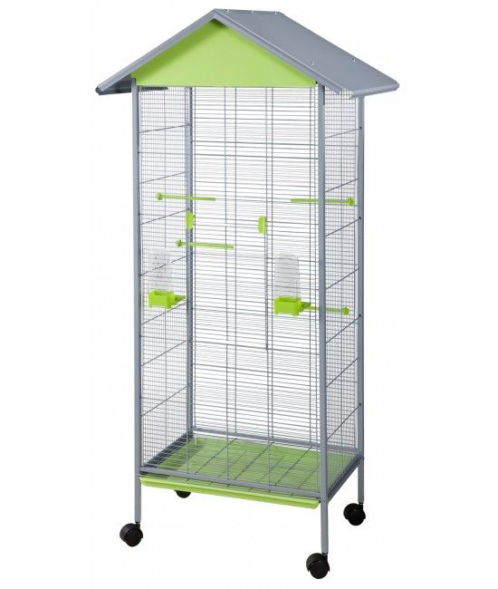 Best Hq Aviary With Horizontal Divider 40X24 Bird Cage Bird 400 x 300
