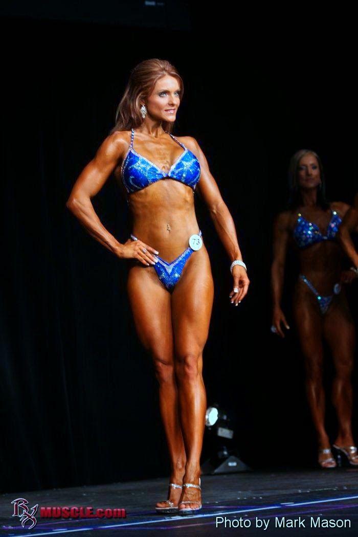 Julieann Kulla Fitness Divas Olympia Fitness Pro Fitness Ifbb